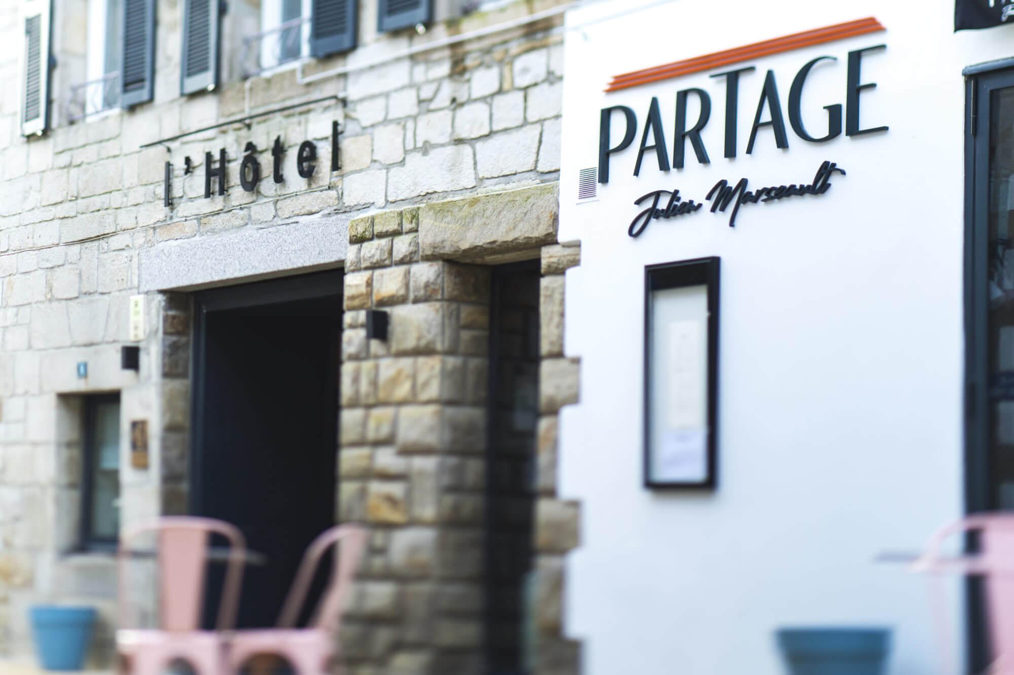 Restaurant Partage